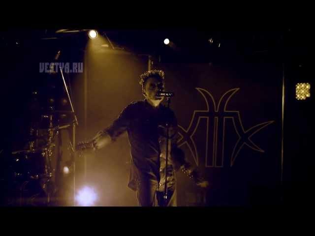 Глеб Самойлоff and The Matrixx - Космобомбы (13 Зал О. 08.10.2011)