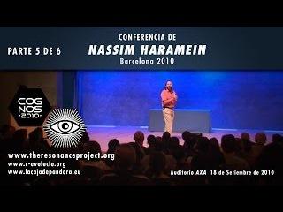 NASSIM HARAMEIN, Antiguas Civilizaciones y Geometría Sagrada - PARTE 5 DE 6