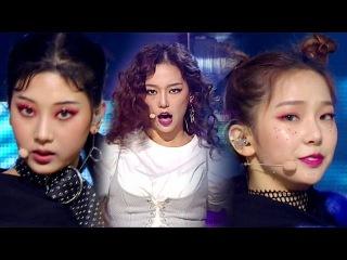 《Comeback Special》 CLC - Hobgoblin (도깨비) @인기가요 Inkigayo 20170122