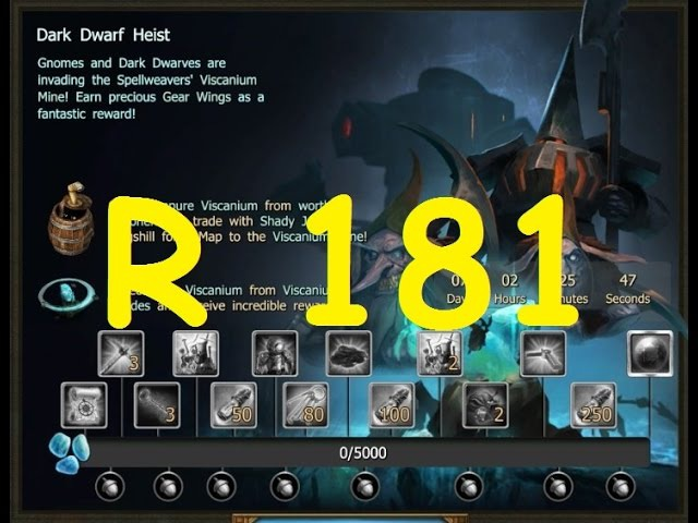 Drakensang Online B3rs3rk3r - Test Server - What's New ? - R 181 - Event