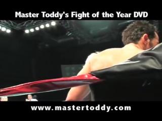 Master Toddy - Jason David Frank - Muay Thai - FOTY