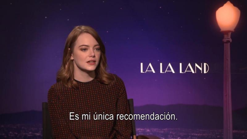 HOWTO Lograr el beso perfecto Emma Stone LaLaLand