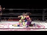 AZM, Konami, Natsuko Tora vs. Hanan, Mary Apache, Shiki Shibusawa (Stardom - 5STAR Grand Prix 2017 - Day 7)