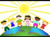 В Изюме отметили Международный День защиты детей.
