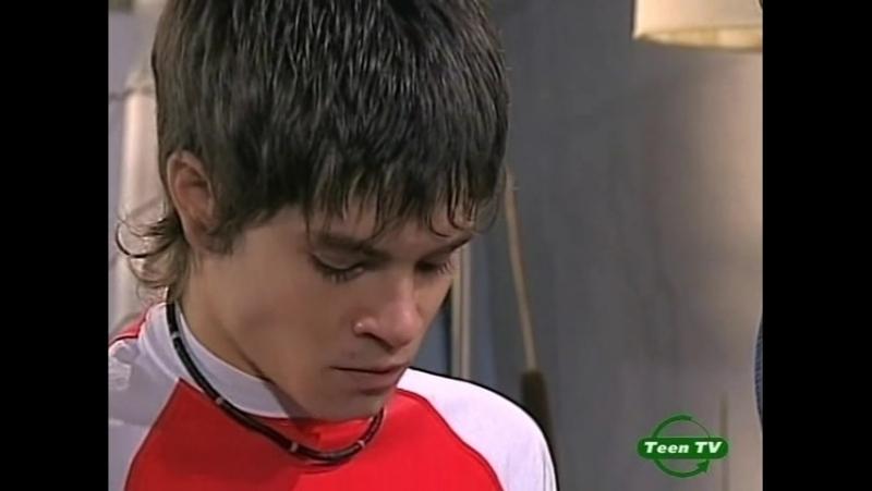 Мятежный дух (сер-л 2002-2003, Аргентина) сезон 1 эпизод 136