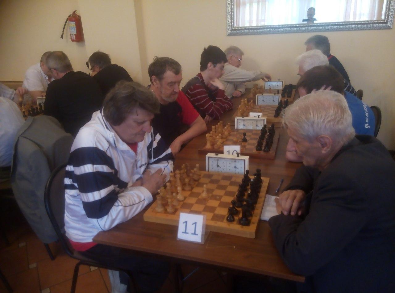 Команда Коломенского городского клуба инвалидов завоевала медали на Чемпионате МО по шахматам и шашкам, фото Коломна Спорт