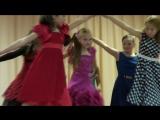 Танец девочек 5В на конкурсе Осенний бал-2016