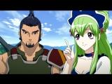 Иксион сага- Иное измерение - Ixion Saga Dimension Transfer 4 серия [Озвучивание- Lonely Dragon Shina]