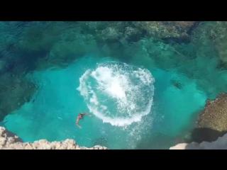 Прыжок с мыса Греко (Cape Greco)