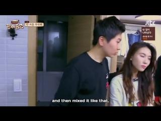 Let's Eat Dinner Together 170208 Episode 17 English Subtitles