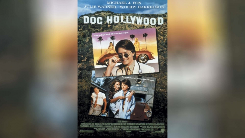Доктор Голливуд (1991)   Doc Hollywood