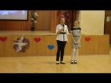 День Матери 25.11.16 - Кобякова Алёна и Кожухова Софья 5