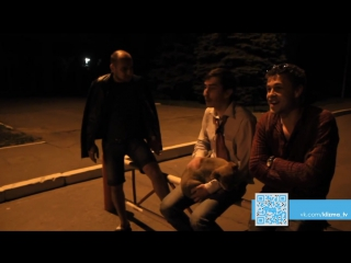 Когда негде жить в чужом городе, музыка идет на пробежку, а Серго просить Каху об услуге...