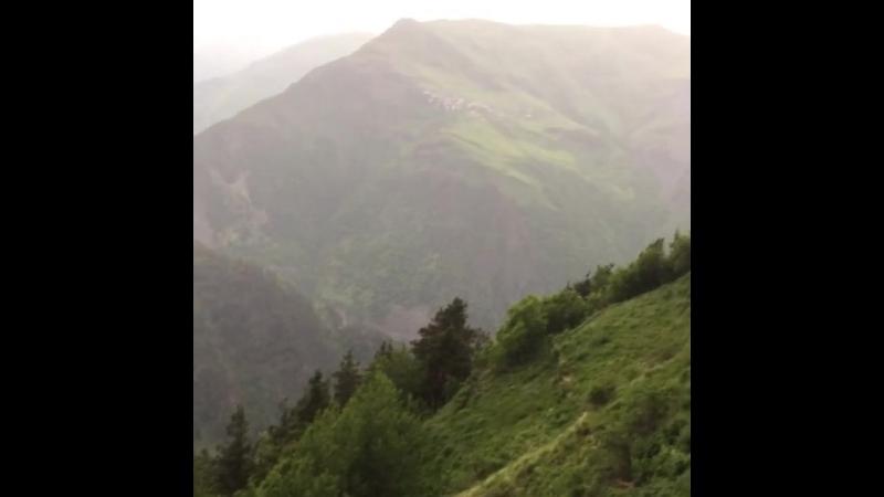 Цунтинские горы