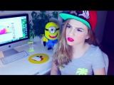 Смешные моменты из видео русских видеоблогеров _ девушек