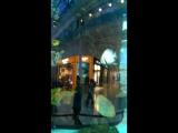 Самый большой вертикальный аквариум в Мире!!! ТЦ Авиапарк.