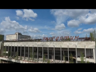 Taras Bazeev - Where Has Richie Gone (Original Mix) (Мёртвый г.Припять) (Видеоряд Евгений Слаква) HD