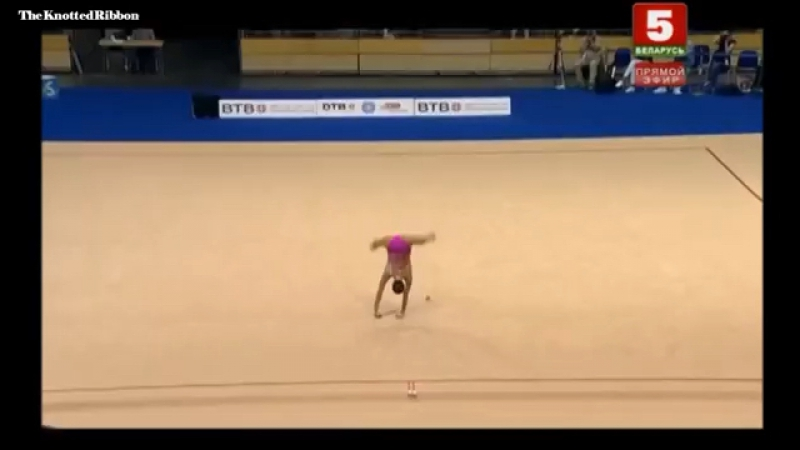 Сабина Аширбаева, булавы(финал), World challenge cup, Berlin 2017