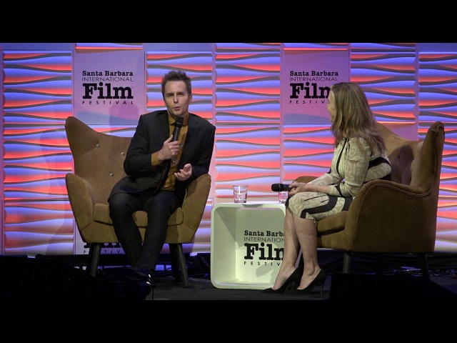 SBIFF 2018 Sam Rockwell Discusses Early Acting Years The Green Mile
