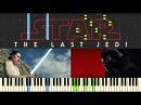 Star Wars The Last Jedi Trailer Music Piano Synthesia