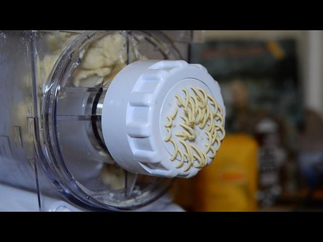 Макаронница Pasta Maker за 45$ из Ашана Galaxy GL 2550