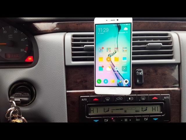 Мощный магнитный держатель Rock крепление смартфона для автомобиля ► подробный обзор смотреть онлайн без регистрации