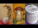 Поделки из газетных трубочек.Crafts from newspaper tubes