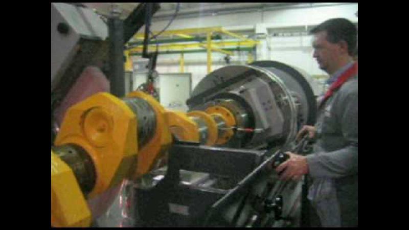 CG650 CNC Crankshaft grinding machine AZ spa