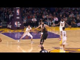 LeBron James Gets Fancy In Los Angeles! 3 Great Plays!