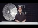 Falcon Eyes SoftLight Octa 100 BW обзор быстроскладной универсальной портретной тарелки