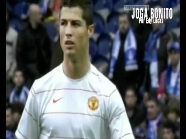 Freestyle - Cristiano Ronaldo - Joga Bonito
