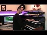 Laserdance - Powerrun, Cover by Chris van Buren