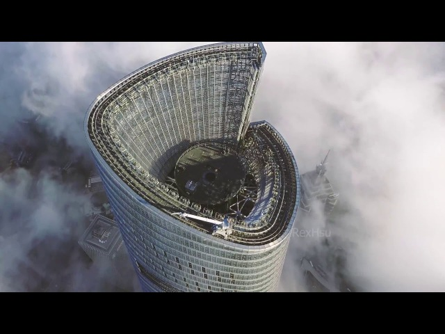 Shanghai Tower 上海中心大厦