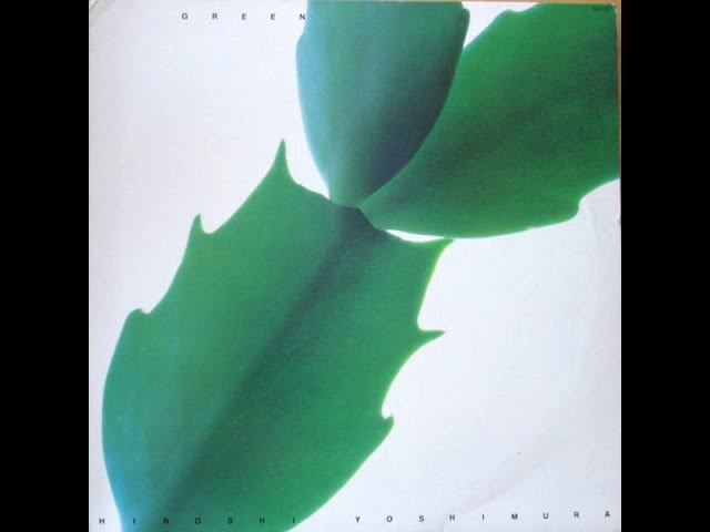 Hiroshi Yoshimura GREEN (1986)