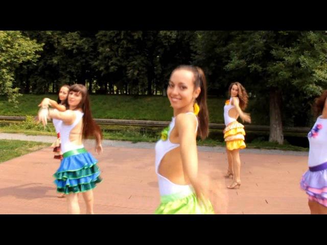 Corazon Dance Show - AIN'T IT FUNNY by Jennifer Lopez - choreo by Jane Kornienko