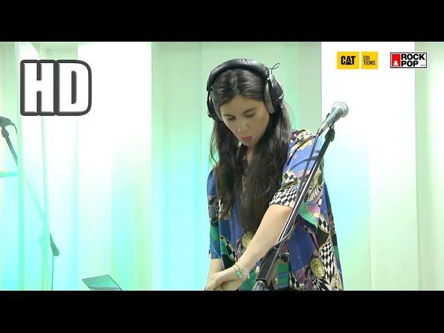 Javiera Mena - El Amanecer - RPCateditions (Rock and Pop) HD 1080p
