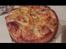 Пирог Осиное гнездо зимняя выпечка