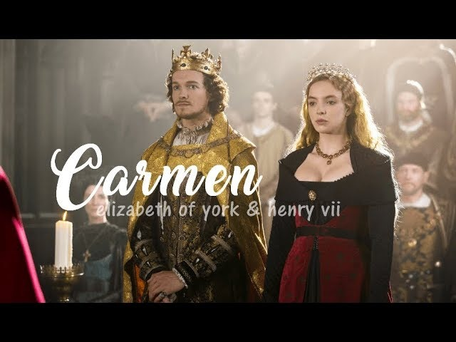 CARMEN | Elizabeth of York Henry VII ( Richard III)