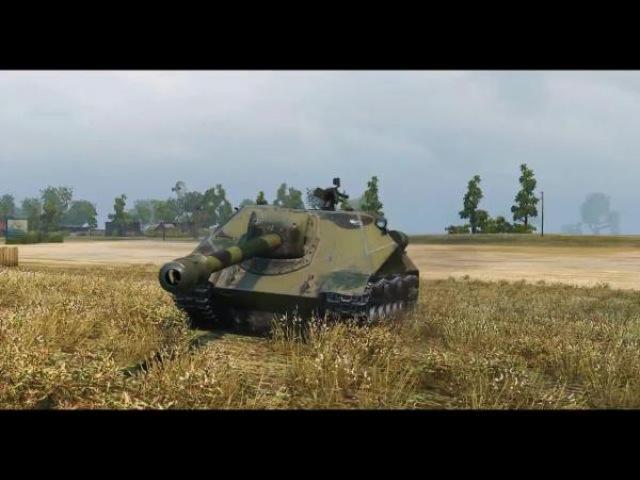 World of Tanks. Лучшие выстрелы 133