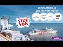 ETS Gemisi Gemini Yaz Boyunca Ege ve Adriyatik Sularında