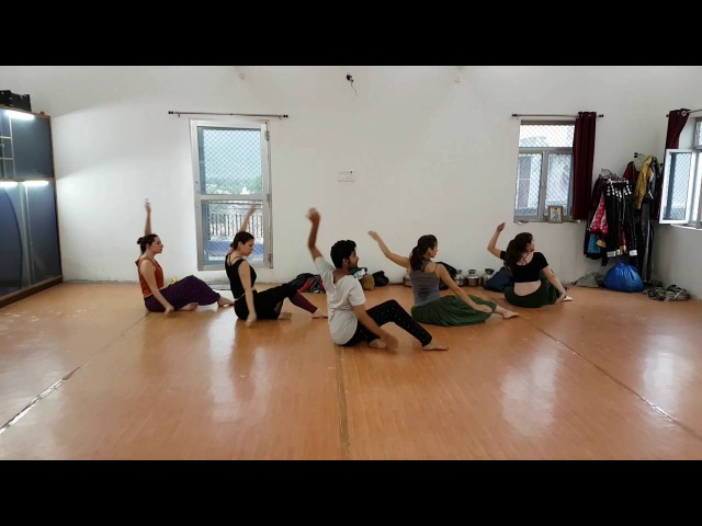 AAYAT/ KATHAK DANCE/ BAJIRAO MASTANI/BY HEMANT DEVARA