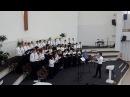 Молодежный хор центральной Кобринской церкви - Грядет Господь наш