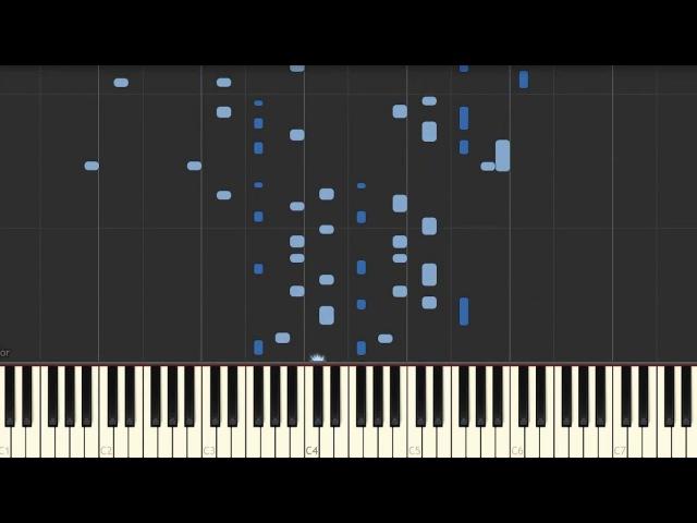 Fantasia (Fis-Dur) (2015) (Synthesia)