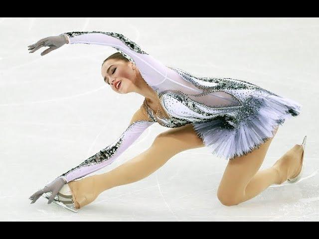 Алина Загитова короткая программа мировой рекорд
