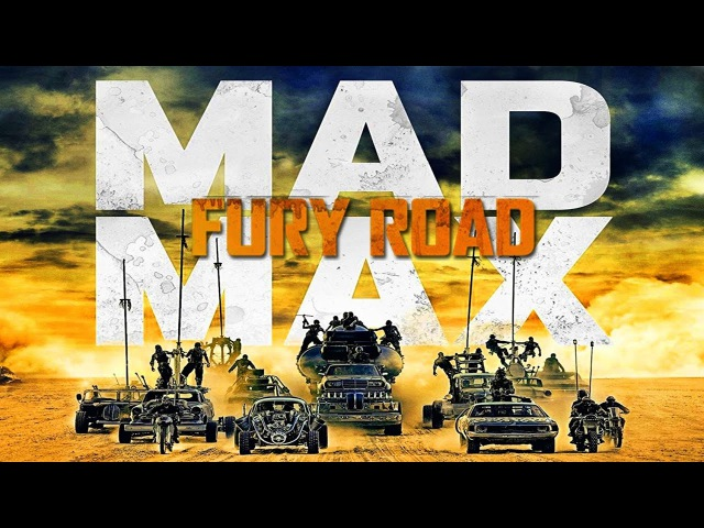 Mad Max Fury Road Music Theme Soundtrack Junkie XL Brothers in Arms HD