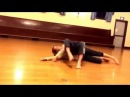 Contact Improvisation Laboratory perpetual ground roll variations