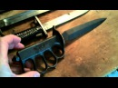 1918 Trench Knife and Bayonets