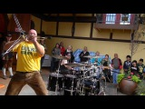 funniest drum solo of all time