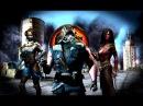 Mortal Kombat 9 (PC) - Cold War Sub-Zero, Kitana Mileena MKX mod - Gameplay