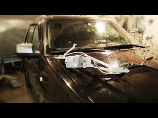 Ford Explorer IV – Электро-антенна…по следам рукожопов!